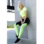 CONJUNTO BUSCH LEGGING + BLUSA TOP MODEL