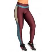 LEGGING LYCRA EXCLUSIVA TRILOBAL ROSA BAROLO TOP MODEL