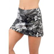 SHORTS-SAIA LIGHT SELVA NEGRA TOP MODEL