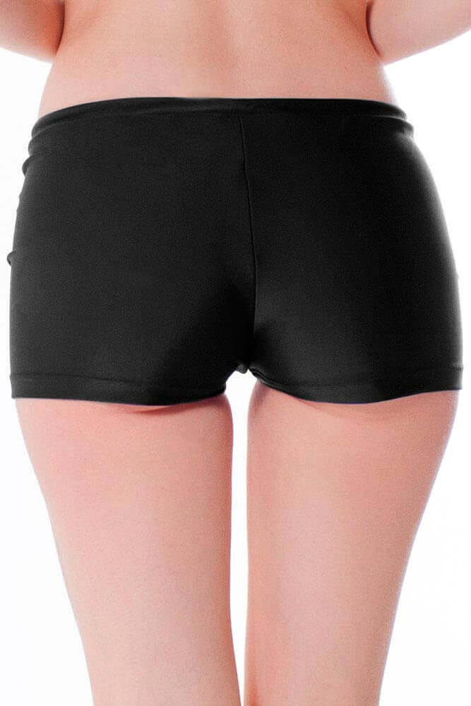 BIQUINI SHORT REGULAGEM PRETO LA PLAYA