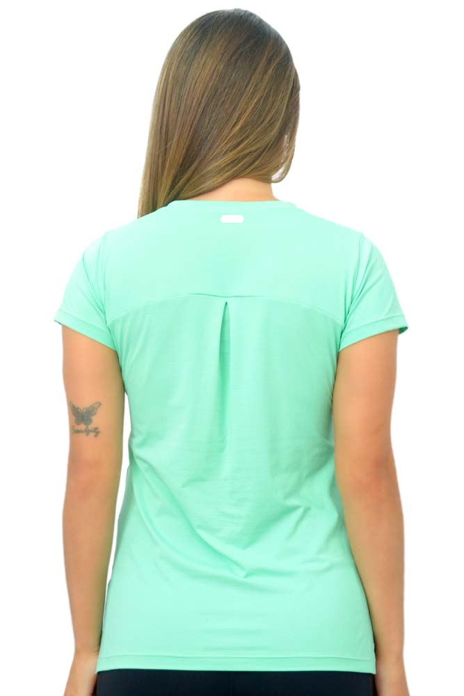 BLUSA FASHION NEW TRIP VERDE ATLANTIS TOP MODEL