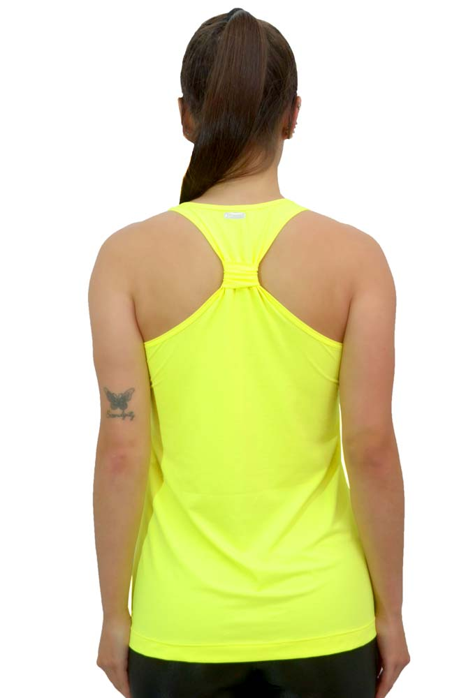 BLUSA REGATA NOZINHO NEW TRIP VERDE SPIRIT TOP MODEL