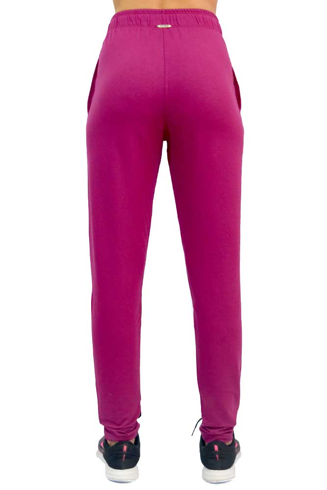 CALÇA COMPRIDA GANDHI ROSA TOP MODEL