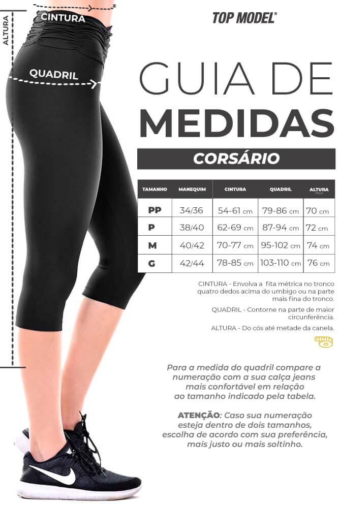 CALÇA CORSÁRIO LIGHT CAMUFLADO MELT TOP MODEL