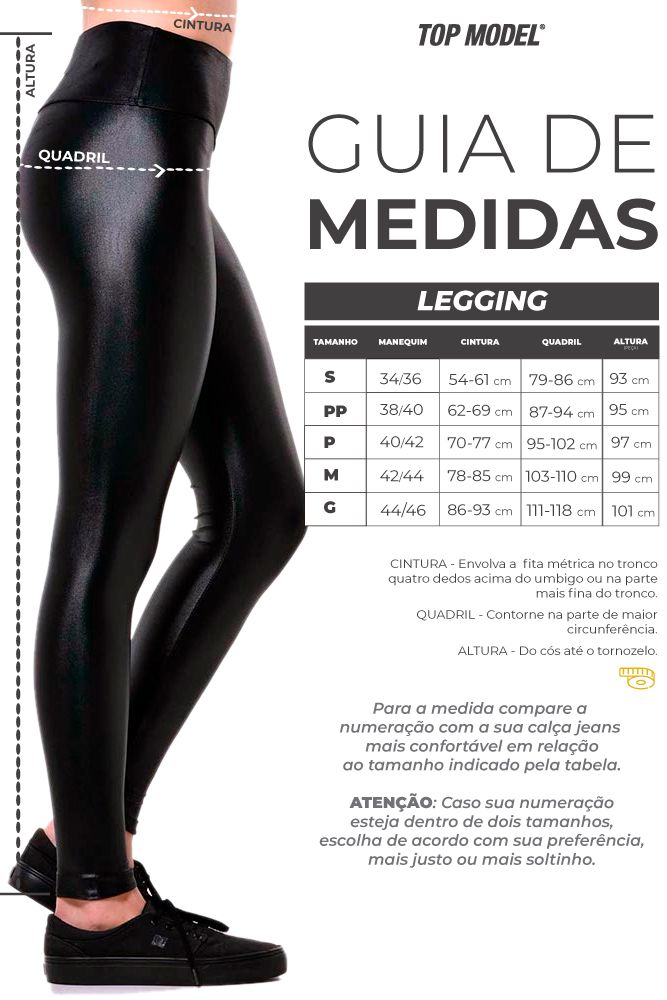 LEGGING CIRRE PESPONTO BORDÔ DELUXE TOP MODEL