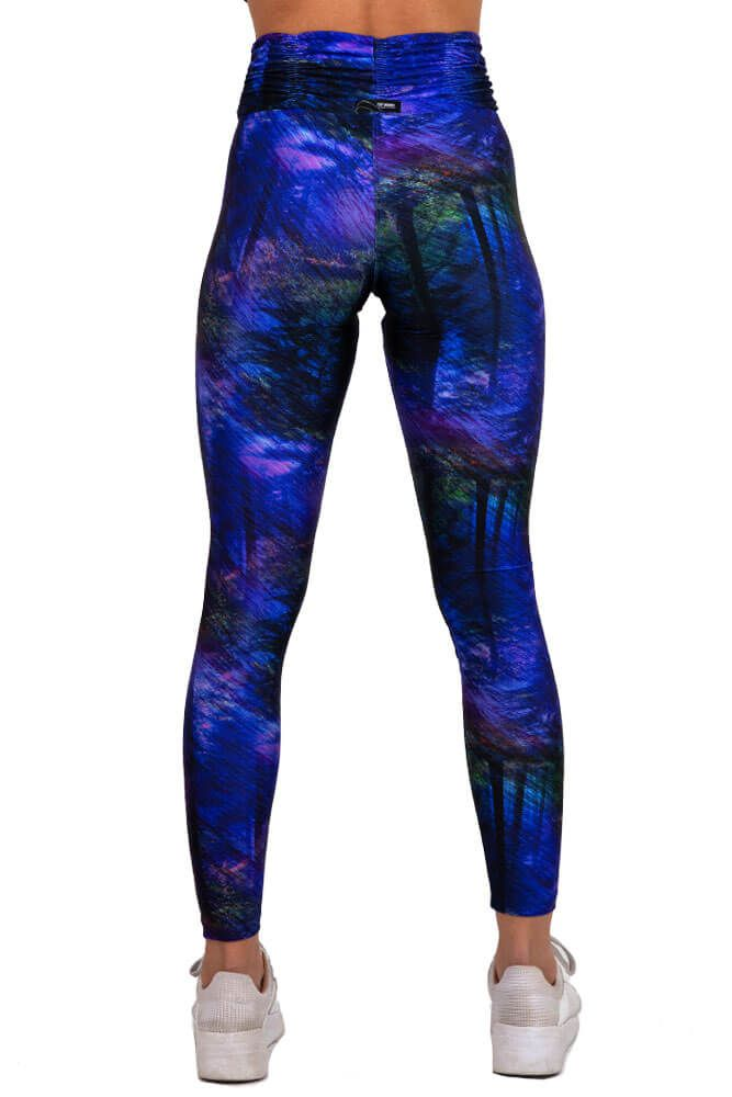 LEGGING ESTAMPADA FIT VENTANIA CÓS FRANZIDO TOP MODEL