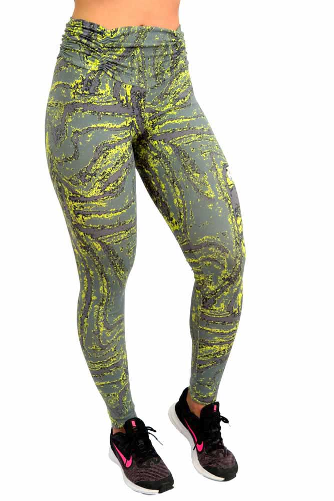 LEGGING ESTAMPADA SUPLEX BASIC PRINT MAJU TOP MODEL