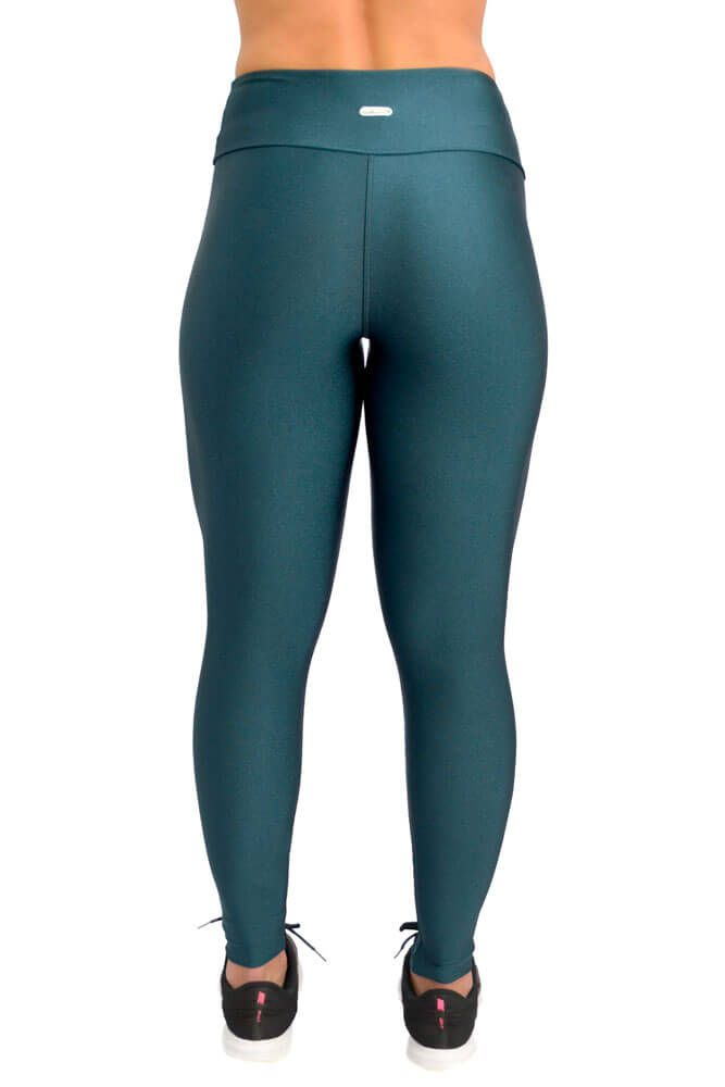 LEGGING LYCRA FIT AZUL SHARK TOP MODEL