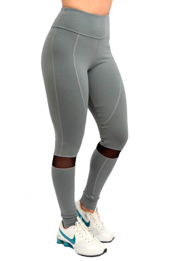 LEGGING MASTER POWER CINZA DUSK TOP MODEL
