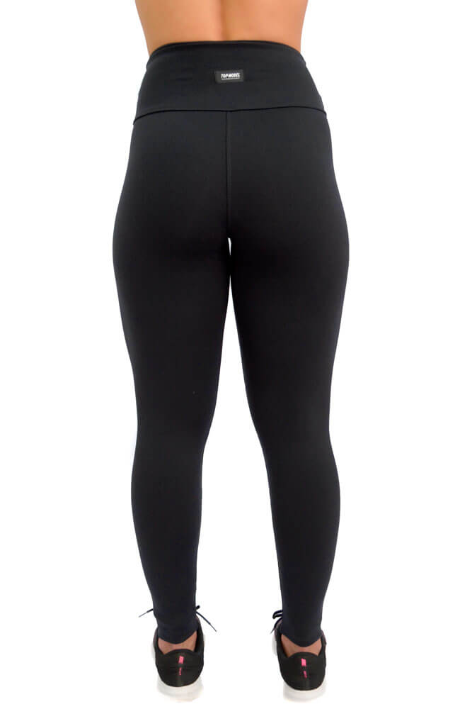 LEGGING SUPLEX PLUS PRETA TOP MODEL