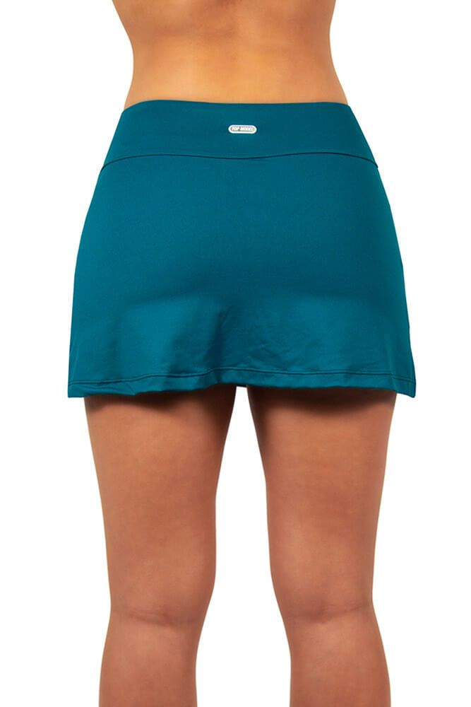 SHORTS-SAIA LIGHT VERDE ÁGUA TOP MODEL