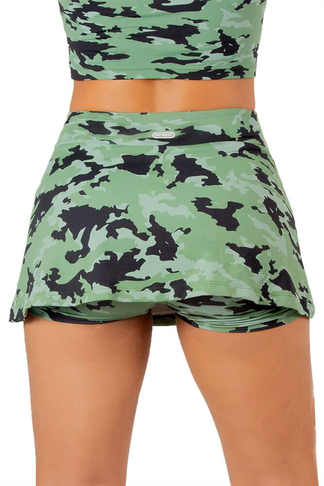 SHORTS SAIA TRADICIONAL LIGHT CO² CAMUFLADO TOP MODEL