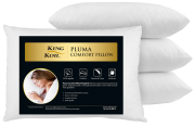 Travesseiro King Koil Pluma Comfort Pillow 15x70x50