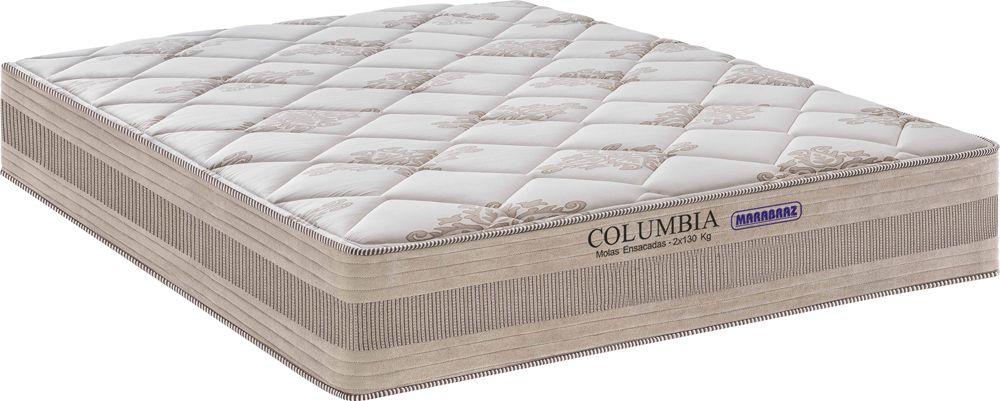COLCHÃO COLUMBIA INDUCOL KING- 193X203