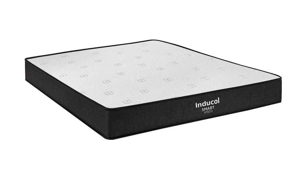 Colchão Inducol In a Box Smart Visco Casal 138x188