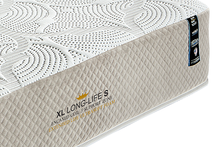Colchão King Koil XL Long Life Soft Queen 158X198