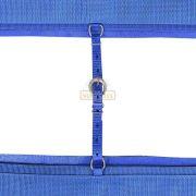Barrigueira e Cilha de Neoprene SV2409 - Azul