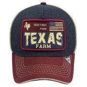 Boné Texas Farm Original SV6229