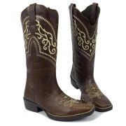 Bota Texana Stevan Boots Feminina SV0798
