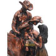 Escultura de Família SV8240