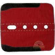 Manta Ortopédica SV7937 - Vermelha