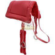 Manta Sela Quadrada SV7902 - Vermelha