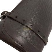 Porta Capa de couro boiadeiro SV1847 - Marrom