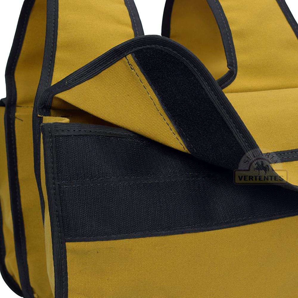 Alforge de Lona SV3260 - Amarelo