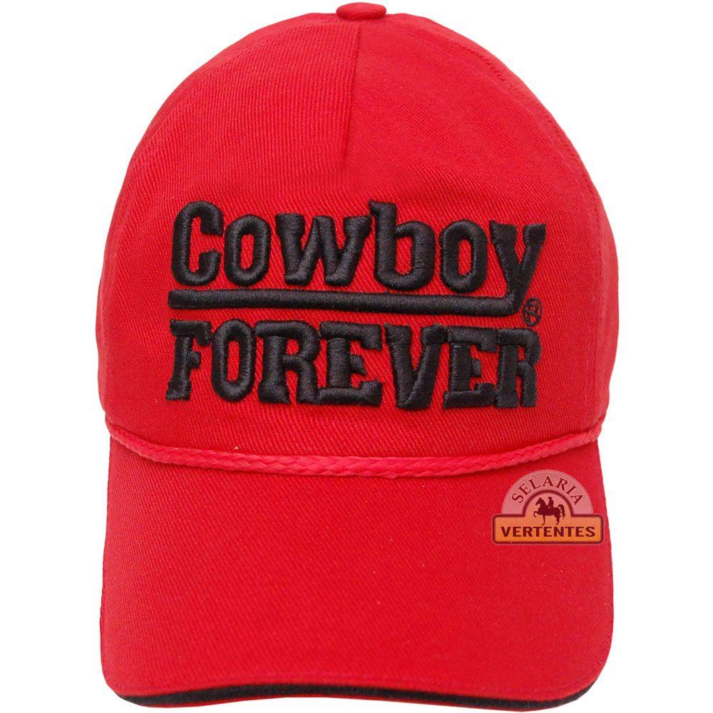 a0522377a9e02 ... Boné Cowboy Forever SV3640 - Selaria Vertentes