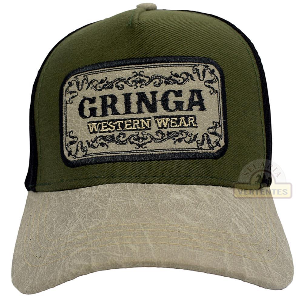 Boné Gringa Western Wear SV6190