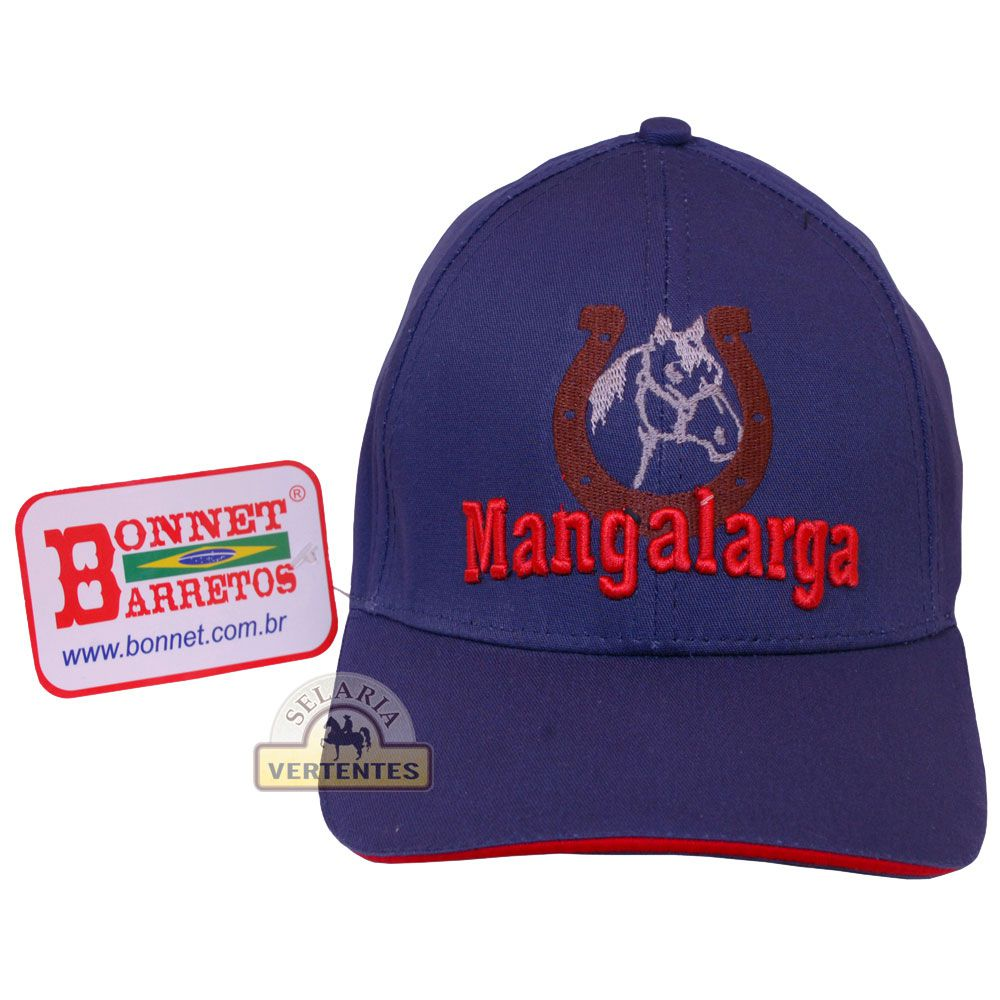 Boné Mangalarga SV3306