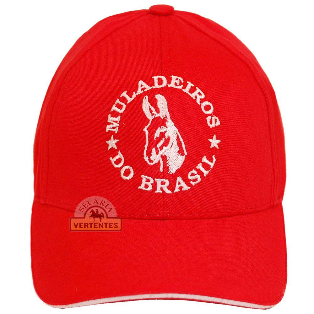 Boné Muladeiros do Brasil SV3471