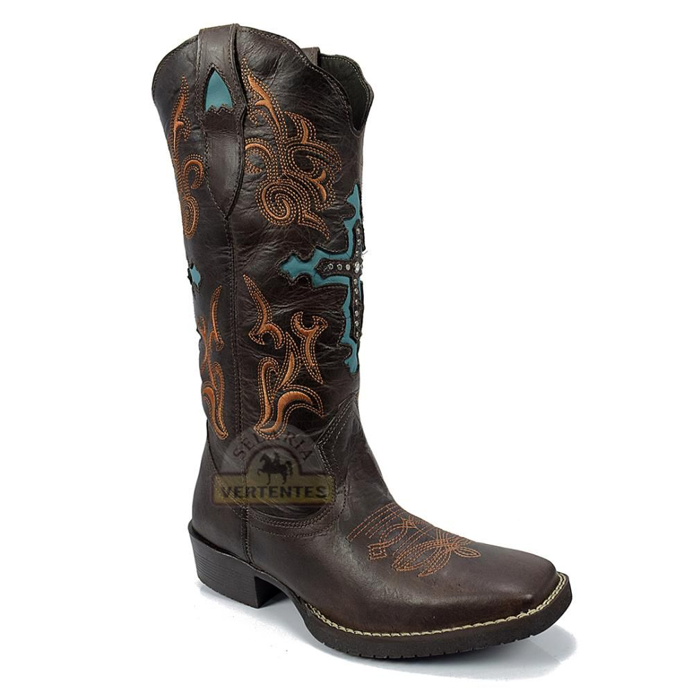 Bota Texana Stevan Boots Feminina SV0797