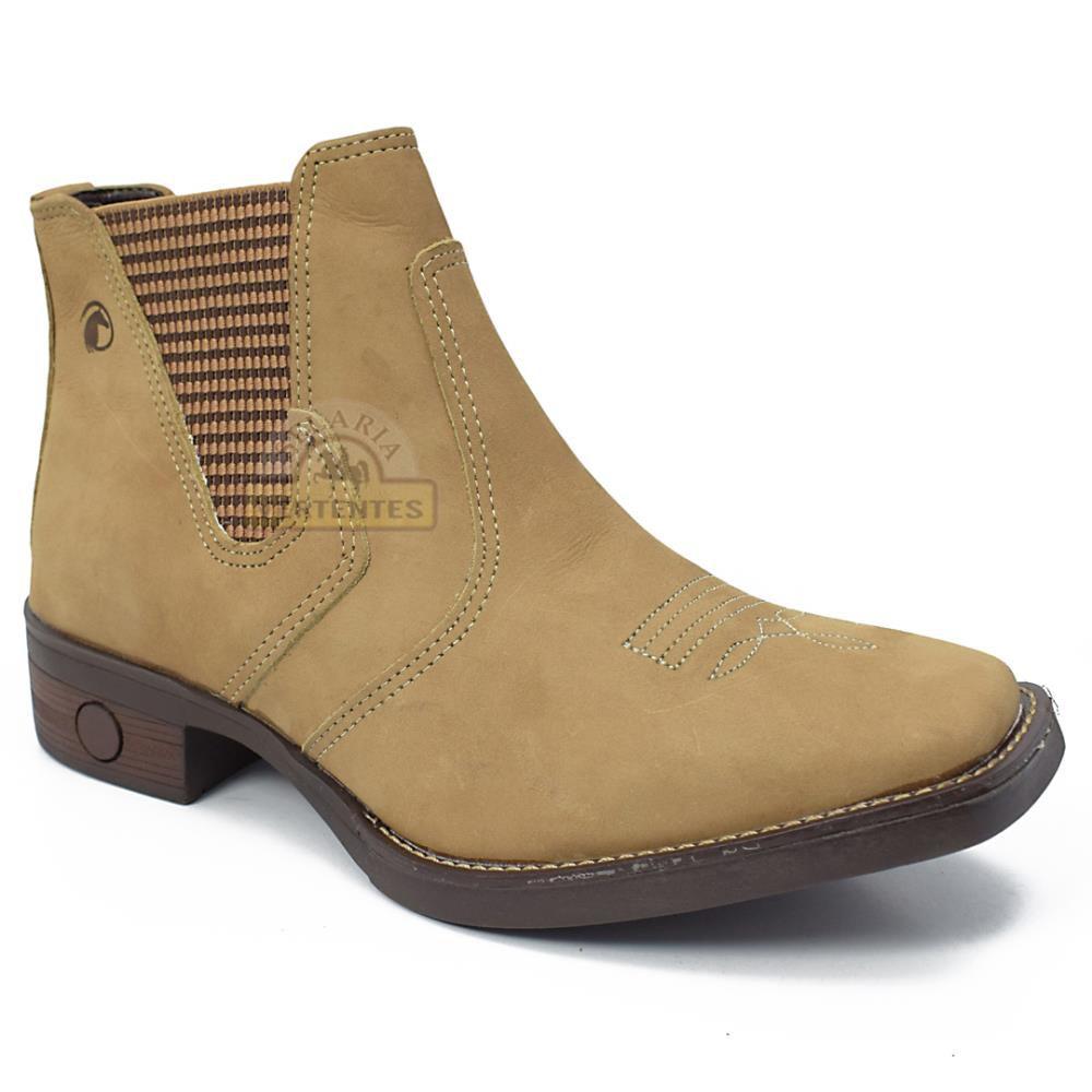 077d90e2dd ... Botina Feminina Palma Boots SV8945 - Selaria Vertentes