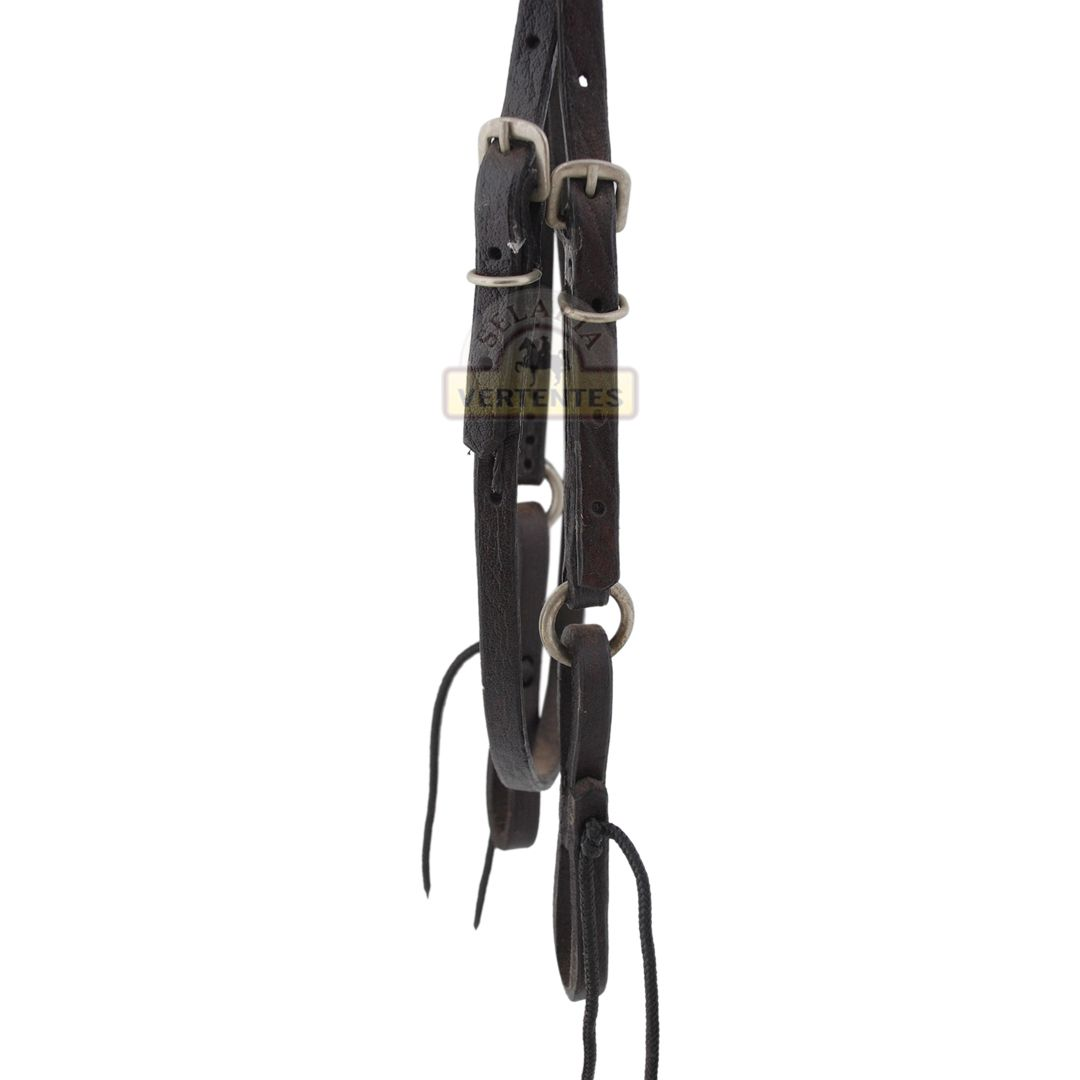 Cabeçada de Luxo SV5573 - Preta