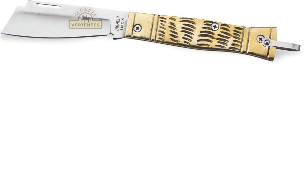 Canivete Bianchi Tradicional Metal SV10106