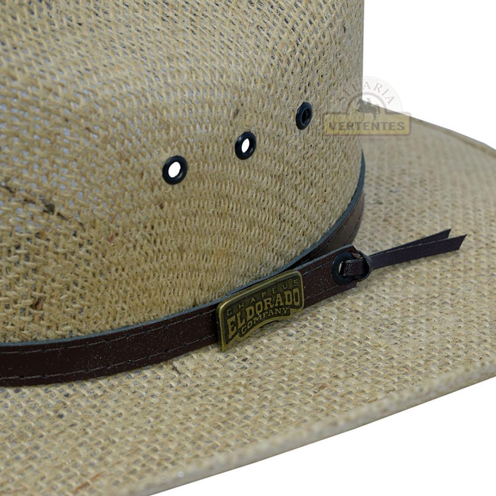 Chapéu Eldorado Juta Americano SV0481