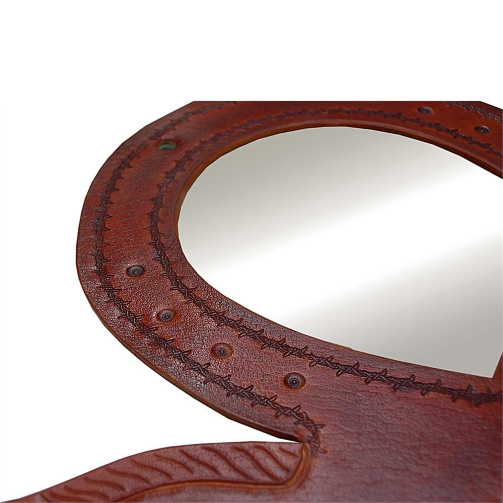 Espelho de Couro SV8261