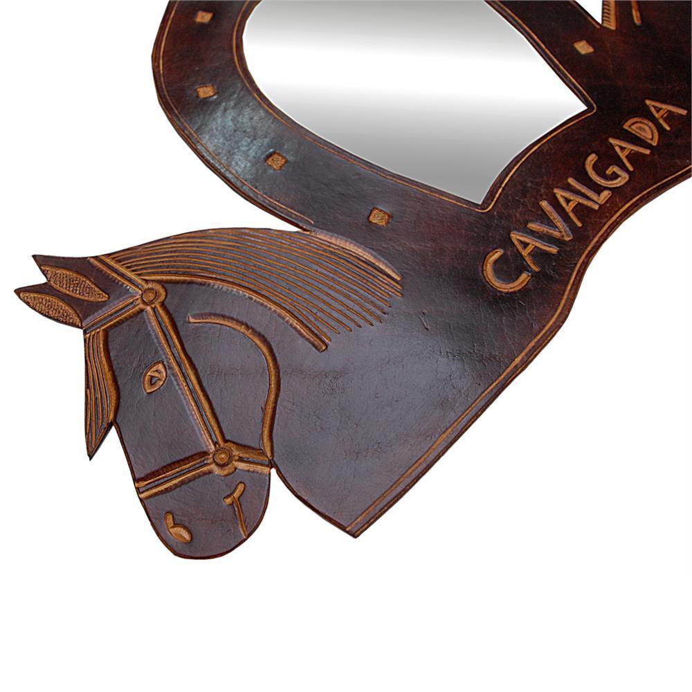 Espelho de Couro SV8263