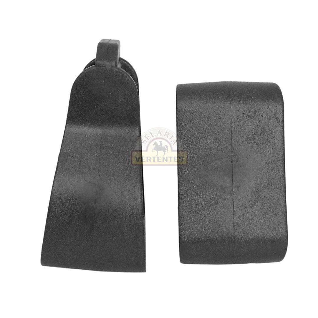 Estribo de PVC SV6362 - Preto