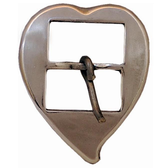 Fivela Coração de Bico 19mm SV0071