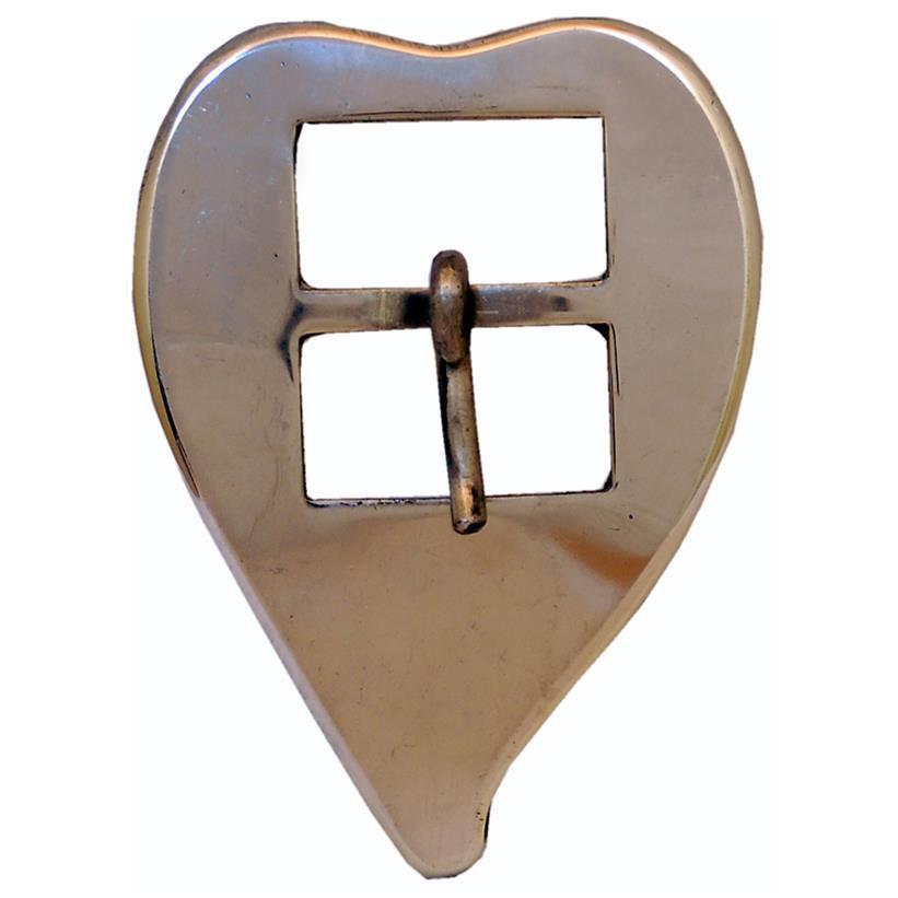 Fivela Coração de Bico 32mm SV0072