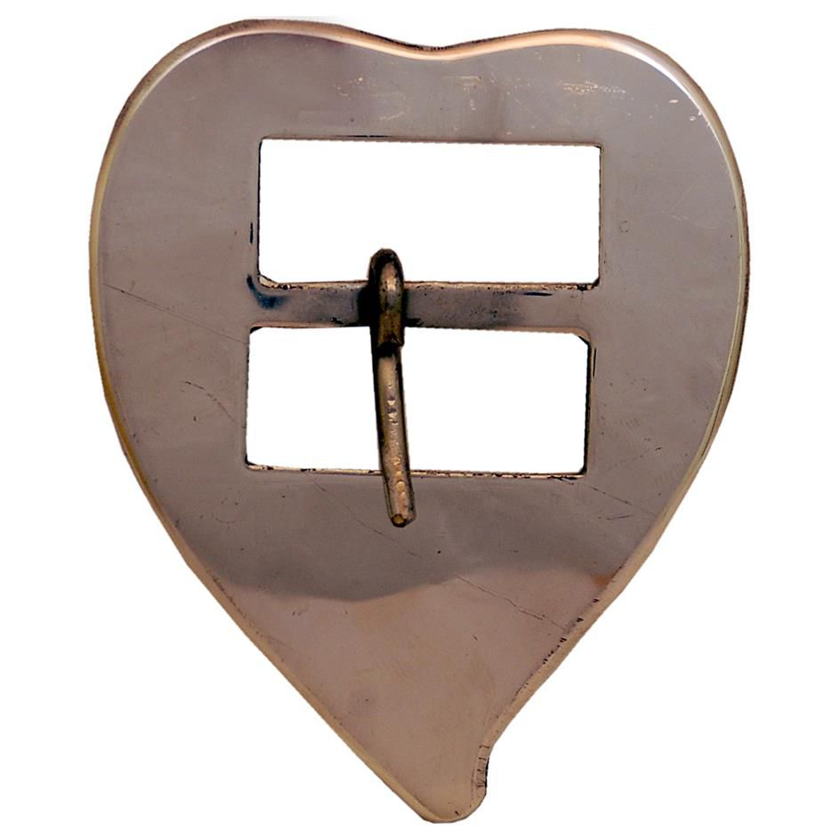 Fivela Coração de Bico 44mm SV0073