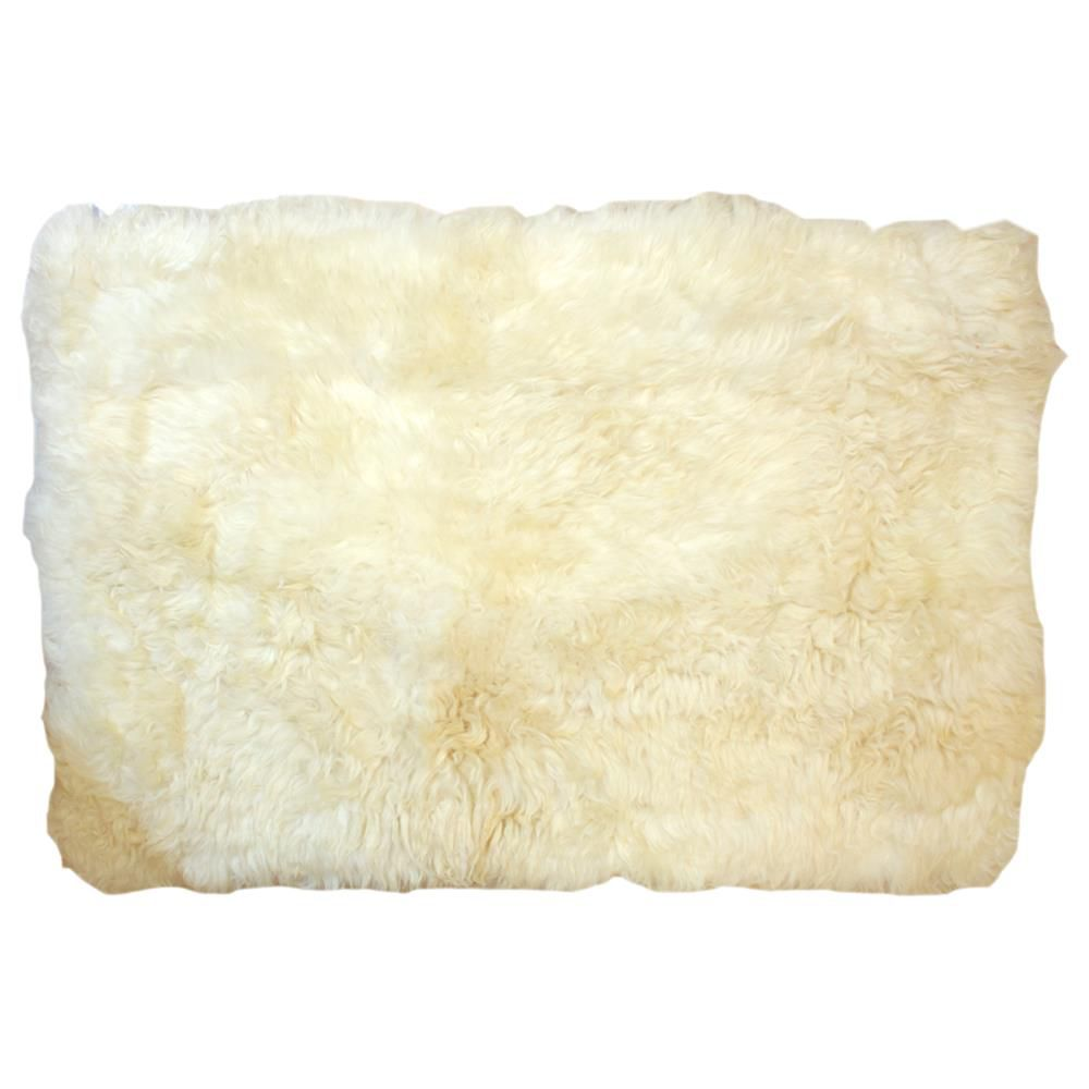 Manta Pelego SV7897 - Branco
