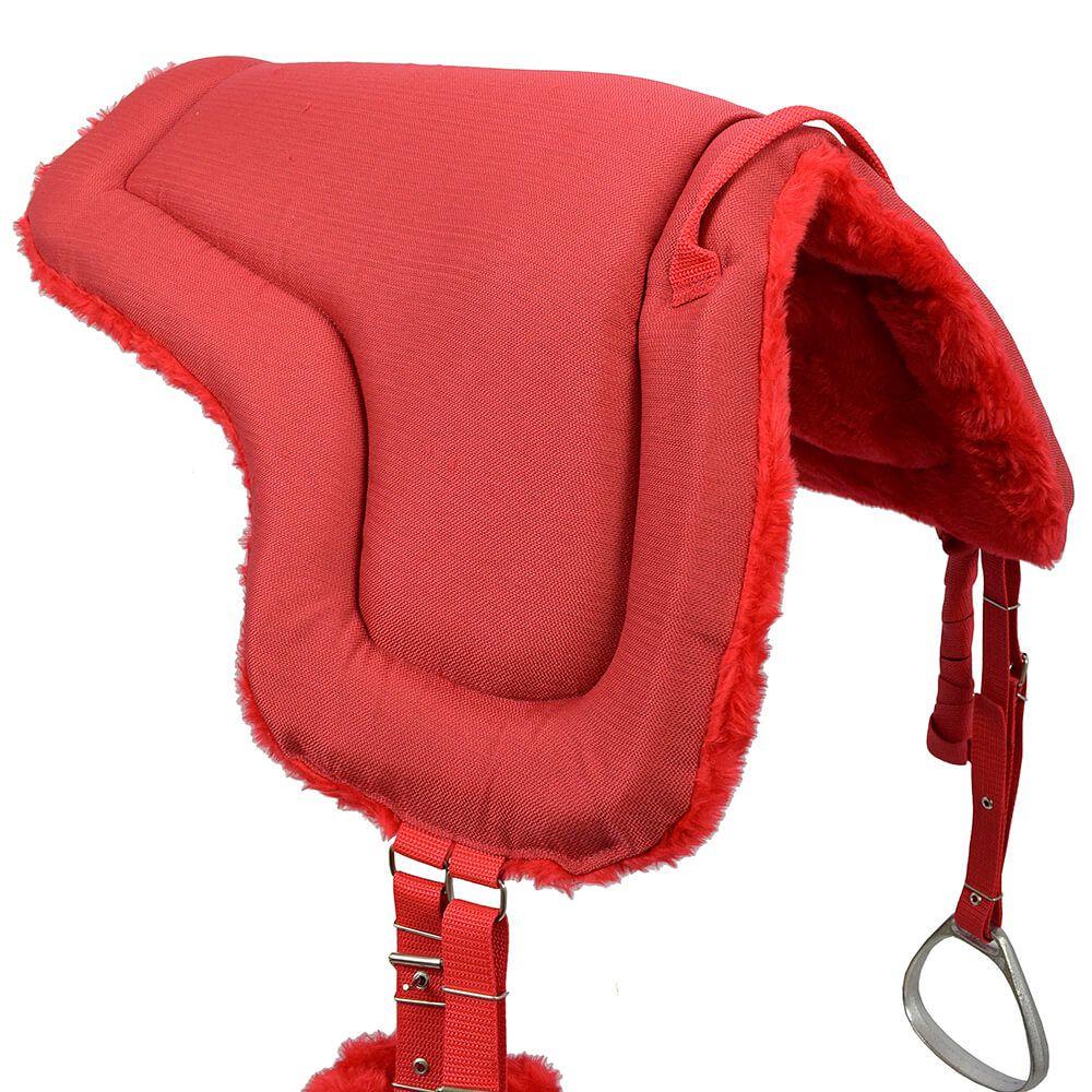 Manta Sela Vertentes SV7968 - Vermelha