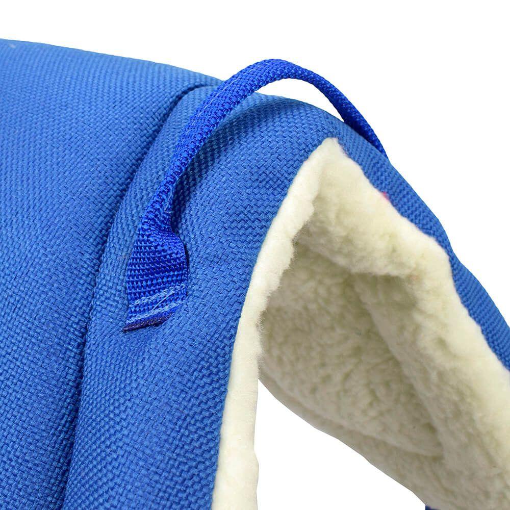 Manta Sela Vertentes SV7985 - Azul