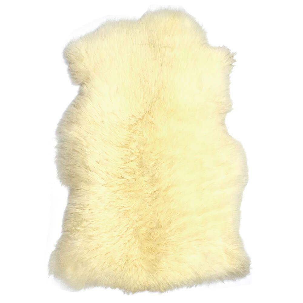 Pelego Branco Natural para decoração SV1878