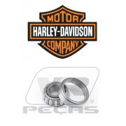 Rolamento Roda Harley Davidson 1985 A 1999, 9052-9033