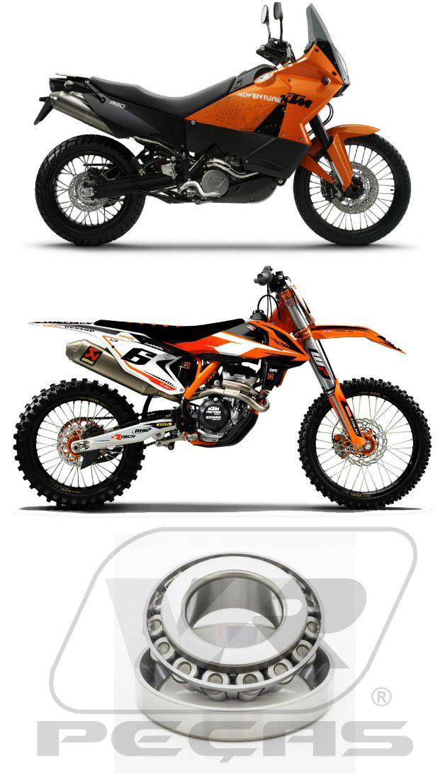 Rolamento Caixa de Direção  Motos KTM