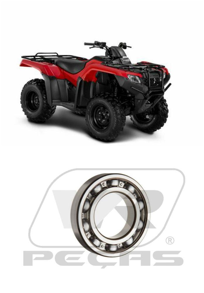 Rolamento Carcaça do Motor HONDA TRX 2007 até 2020